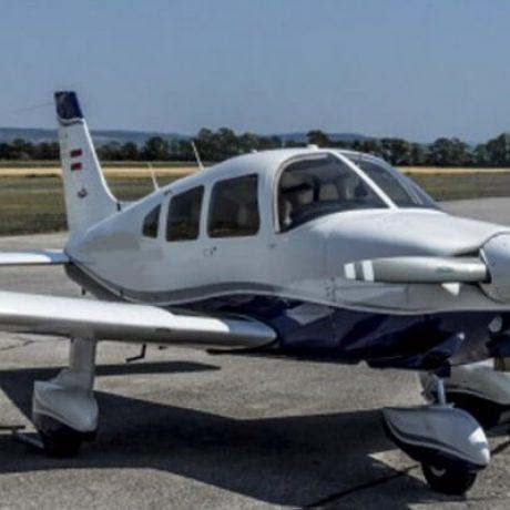 AV Research Piper 28