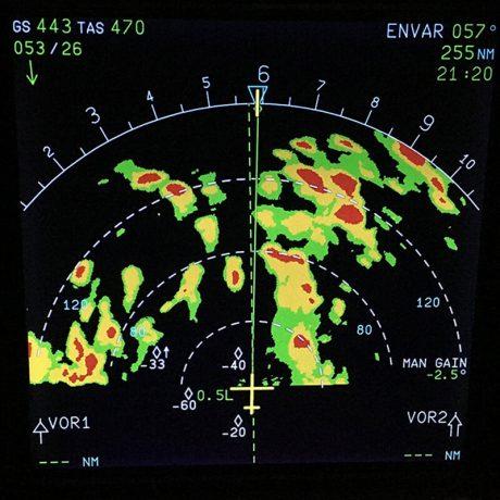 AV Research Navdisplay Radar